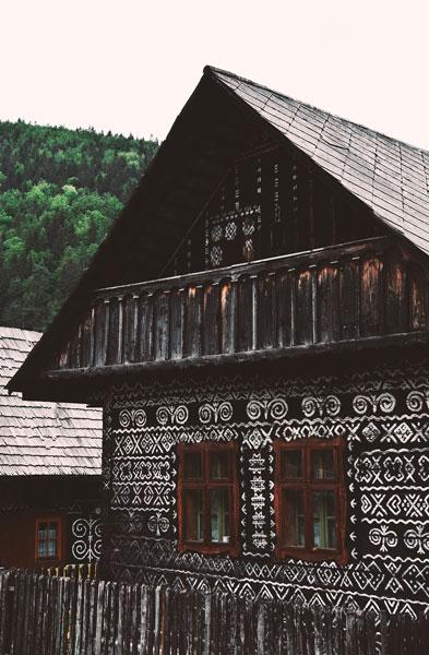 slovak cottage