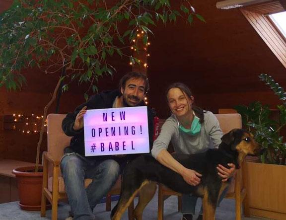Bebabel is open